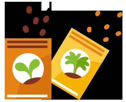Pureza de semillas